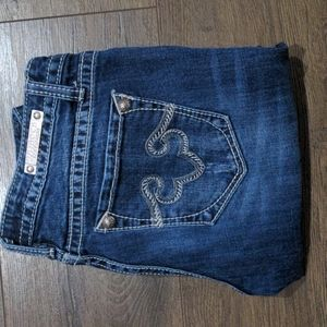 ReRock For Express Low Rise Skinny Jeans Size 6 Regular